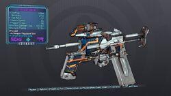 True-Blue Shooter 70 Purple Cryo