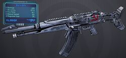 Rifle(Borderlands2) Woeful lvl22