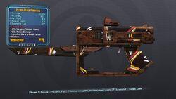 Perma-Sharp Gunerang 50