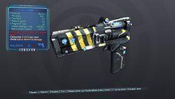 Hard Reboot 70 Blue Shock F
