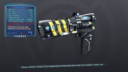 Hard Reboot 70 Blue Shock