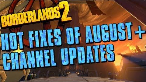 Borderlands 2 - Drop Rates Increased Hot fixes Of August 2013