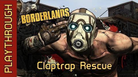 Claptrap Rescue