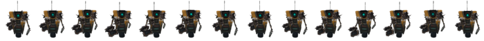 Claptrap from dlc4 patch