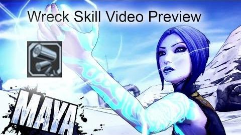 Wreck skill video preview