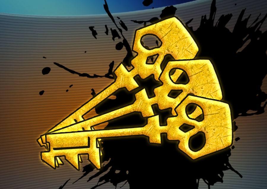 golden key borderlands wiki fandom powered  wikia