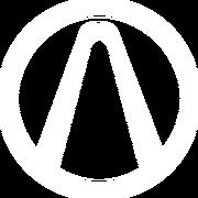 Vault logo white