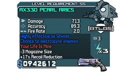 Fry AX330 Pearl Aries