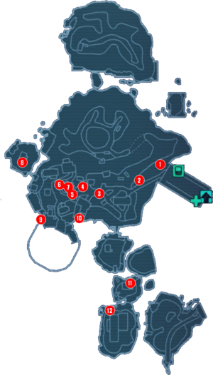 Bltps claptastic challenge my balloons map