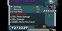 Sledge's Shotgun (Borderlands)