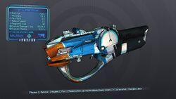 Arctic Hyperborean 70 Blue Cryo