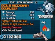 EQ31-B Incendiary Equalizer