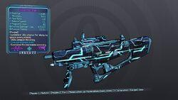 All-In Pro-Target 70L Purple Cryo