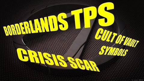 Vault Symbols-Crisis Scar (Borderlands TPS)