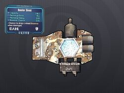 LV 28 Booster Shield 2