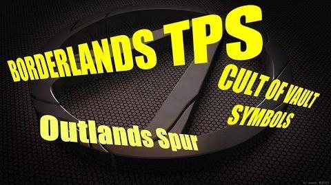 Vault Symbols- Outlands Spur (Borderlands TPS)-0