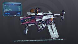 Lite SMG 70M Blue None