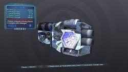 Asteroid Belt 70 Blue 65A5A