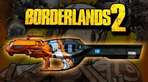 Borderlands 2 Legendary Weapon Norfleet Location Guide and Demonstration