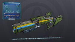 Conductive Aggressive Expansion 70 Blue Shock