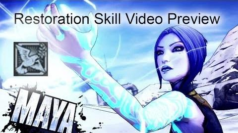 Restoration skill video preview