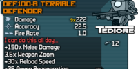 Defender (shotgun)
