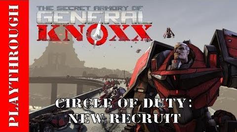 Circle of Duty New Recruit
