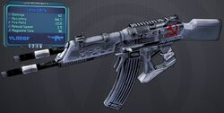 Rifle(Borderlands2) Forlorn lvl9