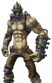 BL2-Krieg-Skin-DON'T TOUCH MY COMB