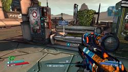 Opportunity Knocks ECHO 1 location