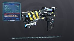 Hard Reboot 70 Blue Shock T