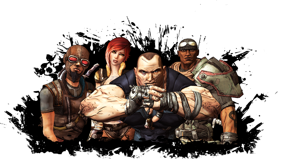 Classes | Borderlands Wiki | FANDOM powered by Wikia Borderlands Characters Brick