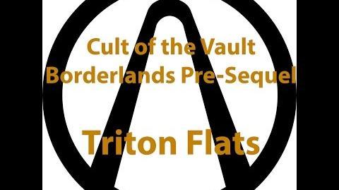 Borderlands Pre Sequel - Cult of the Vault (Triton Flats)