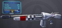 Lance(assault rifle) Plump lvl18