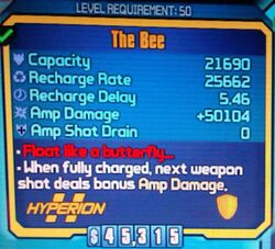 Lvl50 The Bee1