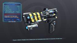 Hard Reboot 70 Blue Shock A