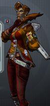 Vault Hunter Prime Aurelia