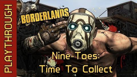 Nine-Toes: Time To Collect
