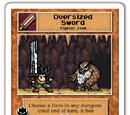 Oversized Sword