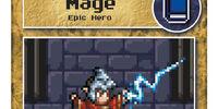 Terric Warhelm, Half-Elf Archmage
