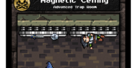 Magnetic Ceiling