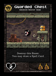 ROOM, THIEF, GUARDED CHEST