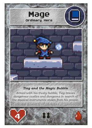 BMA068 Tieg and the Magic Bubble