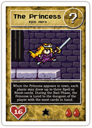 The princess low res
