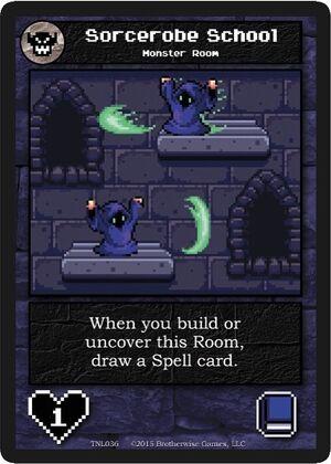 Sorcerobe school