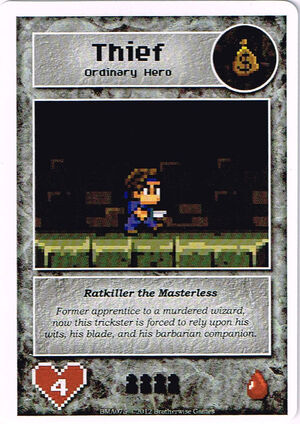 BMA075 Ratkiller the Masterless