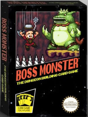 Boss Monster Box Art