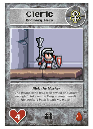 BMA056 Nick the Masher
