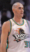 Scot Pollard with Pistons