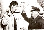 File:Ted Williams getting sworn into the military.jpg